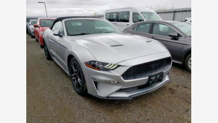 2018 Ford Mustang for sale 101360638