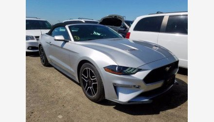 2018 Ford Mustang for sale 101360646