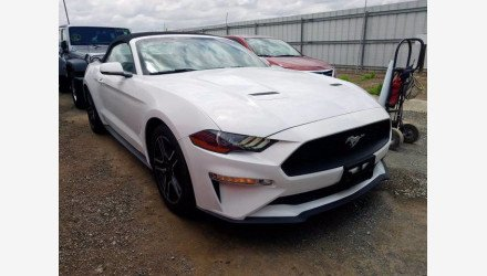 2018 Ford Mustang for sale 101360649