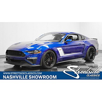 2018 Ford Mustang for sale 101360845