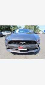 2018 Ford Mustang for sale 101370204