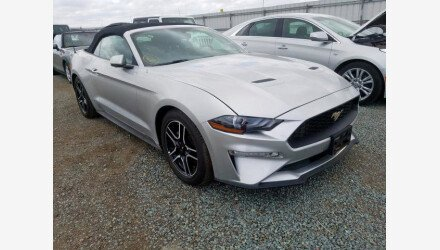 2018 Ford Mustang for sale 101376734