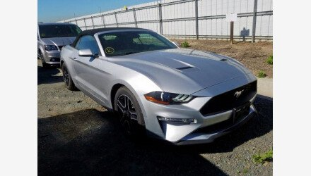 2018 Ford Mustang for sale 101379041