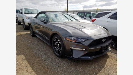 2018 Ford Mustang for sale 101379058