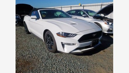 2018 Ford Mustang for sale 101380366