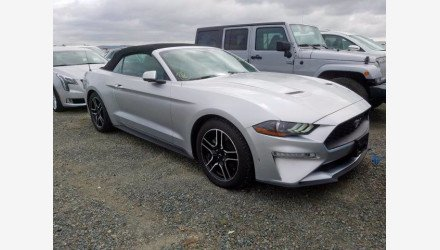 2018 Ford Mustang for sale 101380394