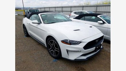 2018 Ford Mustang for sale 101383547