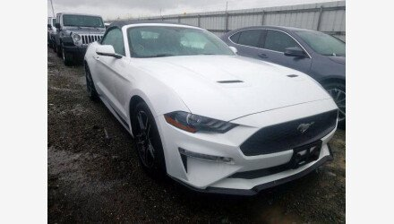 2018 Ford Mustang for sale 101385360