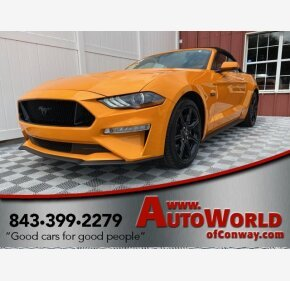 2018 Ford Mustang for sale 101390695