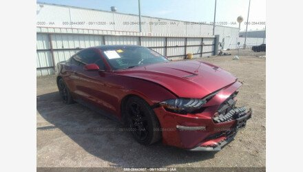 2018 Ford Mustang Coupe for sale 101408381