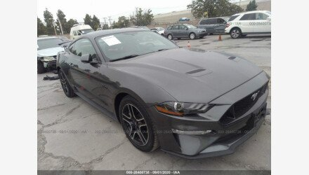 2018 Ford Mustang GT Coupe for sale 101410722
