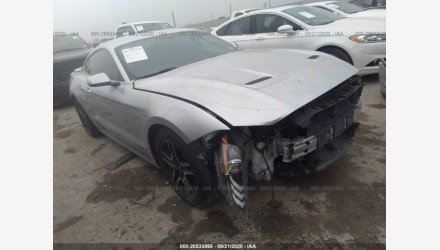 2018 Ford Mustang Coupe for sale 101410755