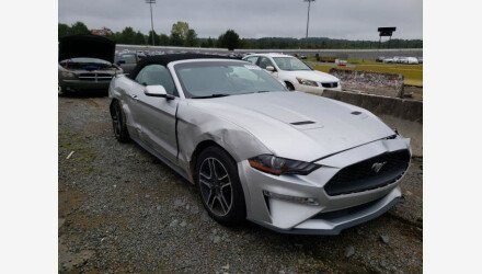 2018 Ford Mustang for sale 101412455