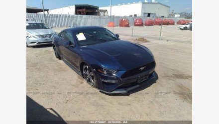 2018 Ford Mustang Coupe for sale 101416303
