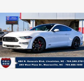 2018 Ford Mustang for sale 101438382