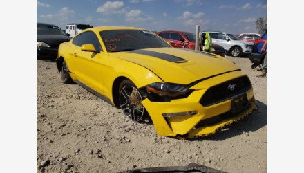 2018 Ford Mustang Coupe for sale 101439373