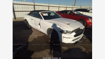 2018 Ford Mustang for sale 101440750