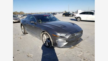 2018 Ford Mustang Coupe for sale 101441207