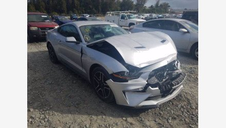 2018 Ford Mustang Coupe for sale 101441209