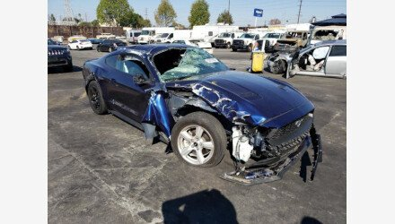 2018 Ford Mustang Coupe for sale 101442752