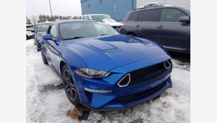 2018 Ford Mustang Coupe for sale 101462569