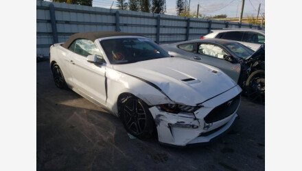 2018 Ford Mustang for sale 101463351