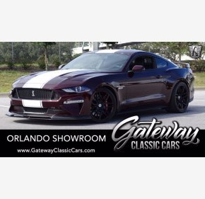 2018 Ford Mustang for sale 101466384