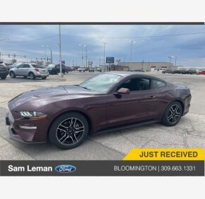 2018 Ford Mustang for sale 101483921