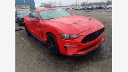 2018 Ford Mustang Coupe for sale 101487587