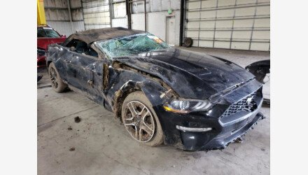 2018 Ford Mustang for sale 101487596