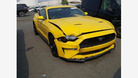 2018 Ford Mustang Coupe for sale 101488996