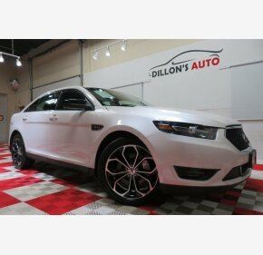 2018 Ford Taurus SHO AWD for sale 101112978