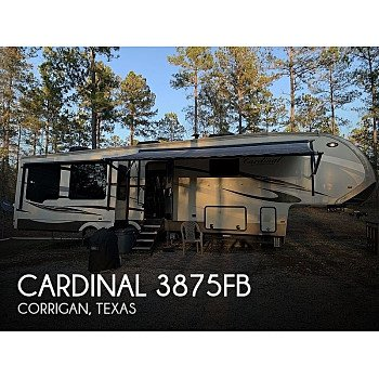 2018 Forest River Cardinal for sale 300237425