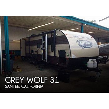 2018 Forest River Grey Wolf for sale 300191402