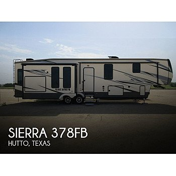 2018 Forest River Sierra for sale 300192102