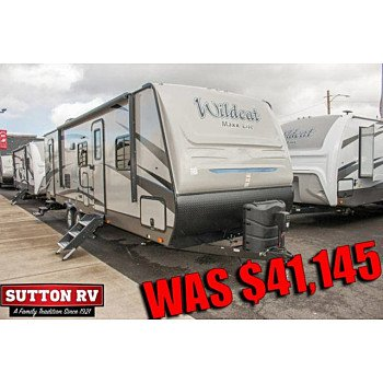 2018 Forest River Wildcat for sale 300161324