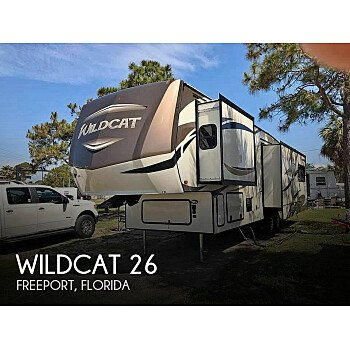 2018 Forest River Wildcat for sale 300223527