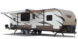 2018 Forest River Wildwood 27RKSS specifications