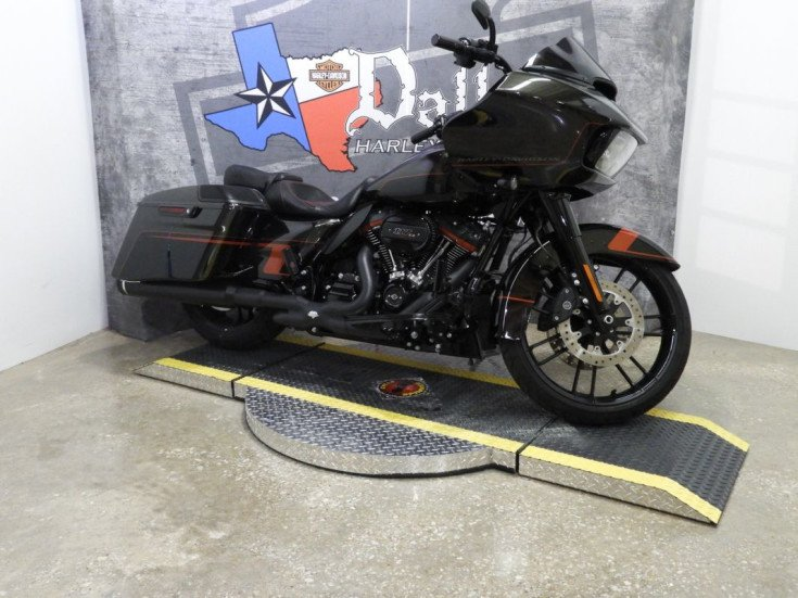 2018 Harley-Davidson CVO Road Glide for sale near Allen ...