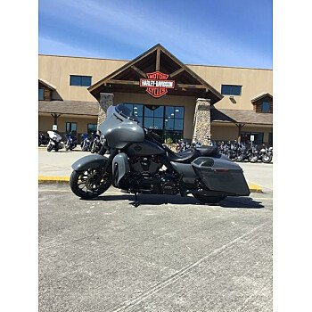 2018 Harley-Davidson CVO for sale 200703625