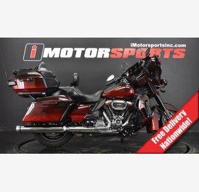 2018 Harley-Davidson CVO Limited for sale 200699317