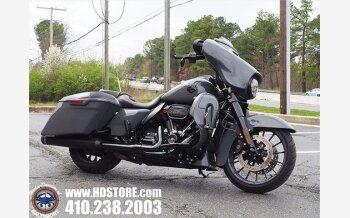 2018 Harley-Davidson CVO Street Glide for sale 200894258