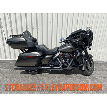 2018 Harley-Davidson CVO for sale 200952385