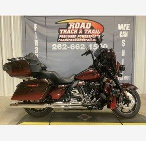 2018 Harley-Davidson CVO for sale 201015327