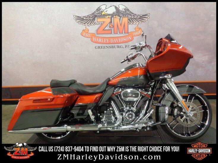 2018 Harley-Davidson CVO Road Glide for sale 201161246