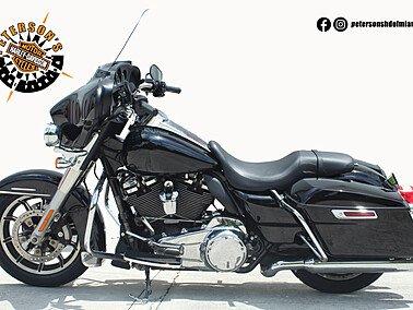 2018 Harley-Davidson Police Electra Glide for sale 200940740