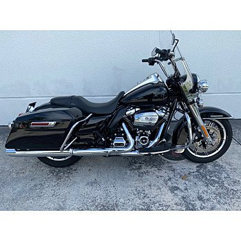 2018 Harley-Davidson Police Road King for sale 200974382