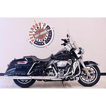 2018 Harley-Davidson Police Road King for sale 200974585