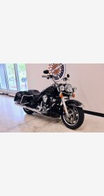 2018 Harley-Davidson Police Road King for sale 200976232