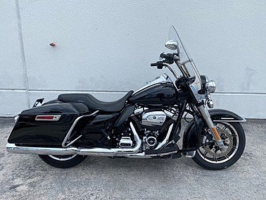2018 Harley-Davidson Police Road King for sale 201077746